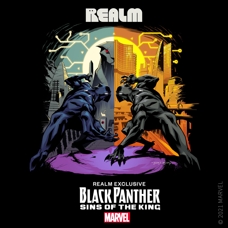 Marvel's Black Panther: Sins of the King Season 1