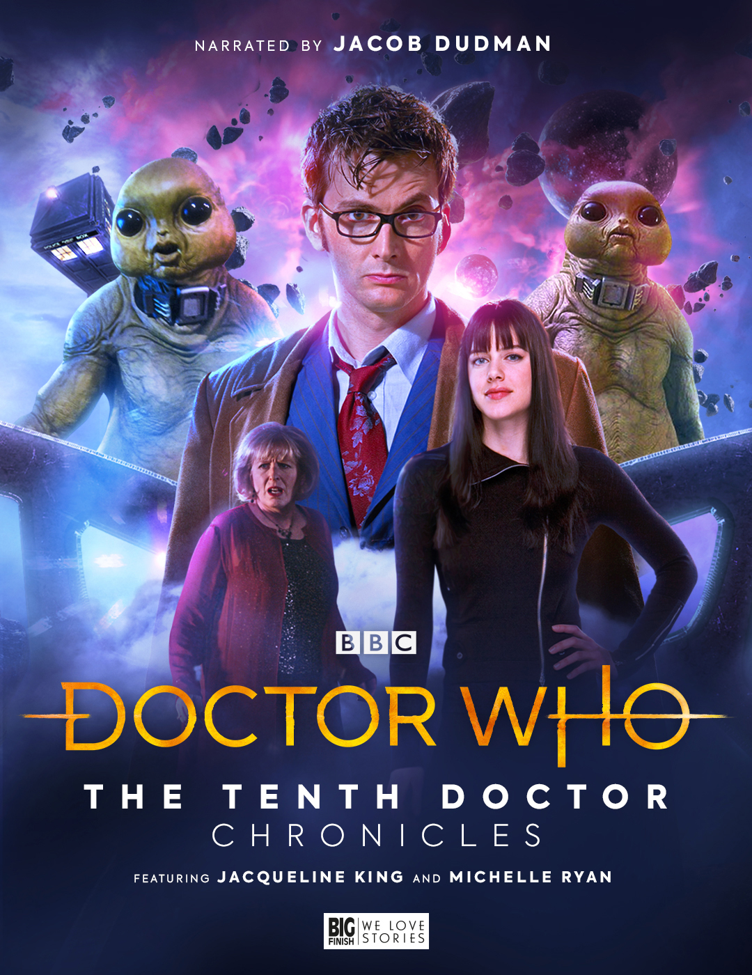 Doctor Who: The Tenth Doctor Chronicles Volume 01