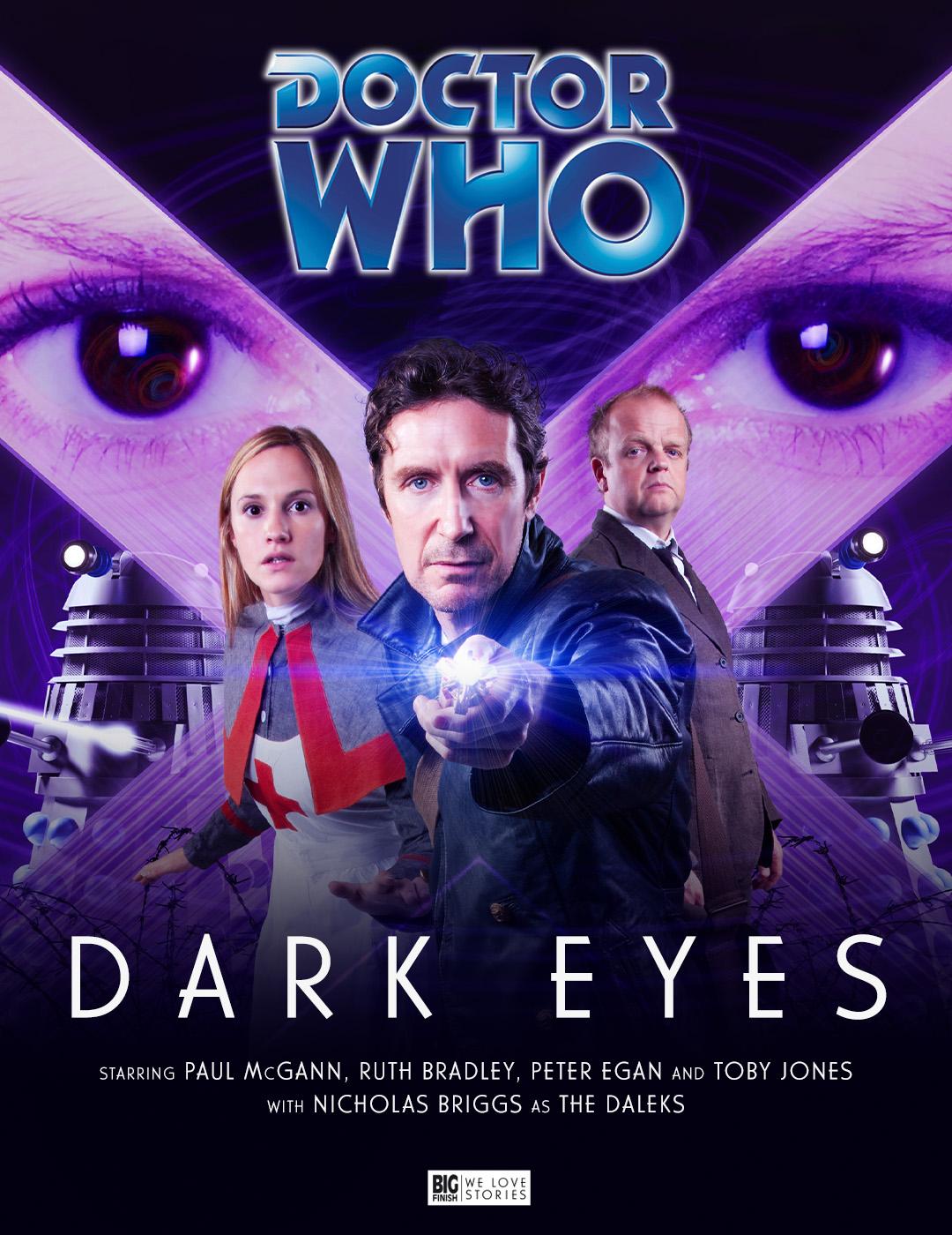 Doctor Who: Dark Eyes 1