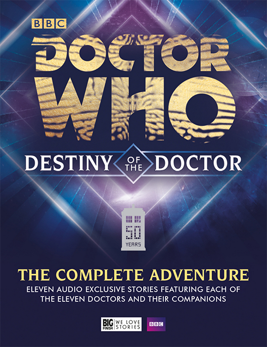 Doctor Who: Destiny of the Doctor