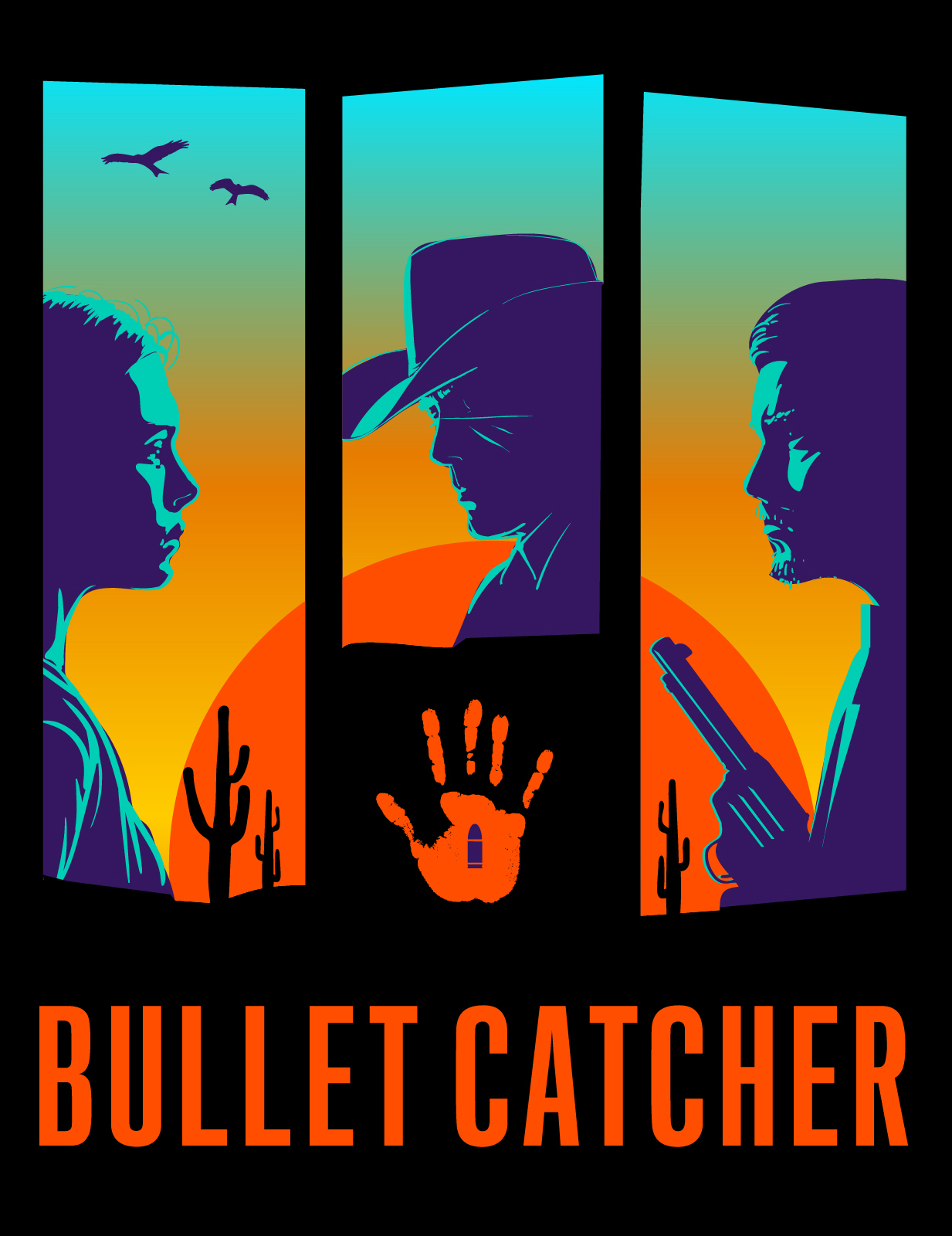 Bullet Catcher Season 1