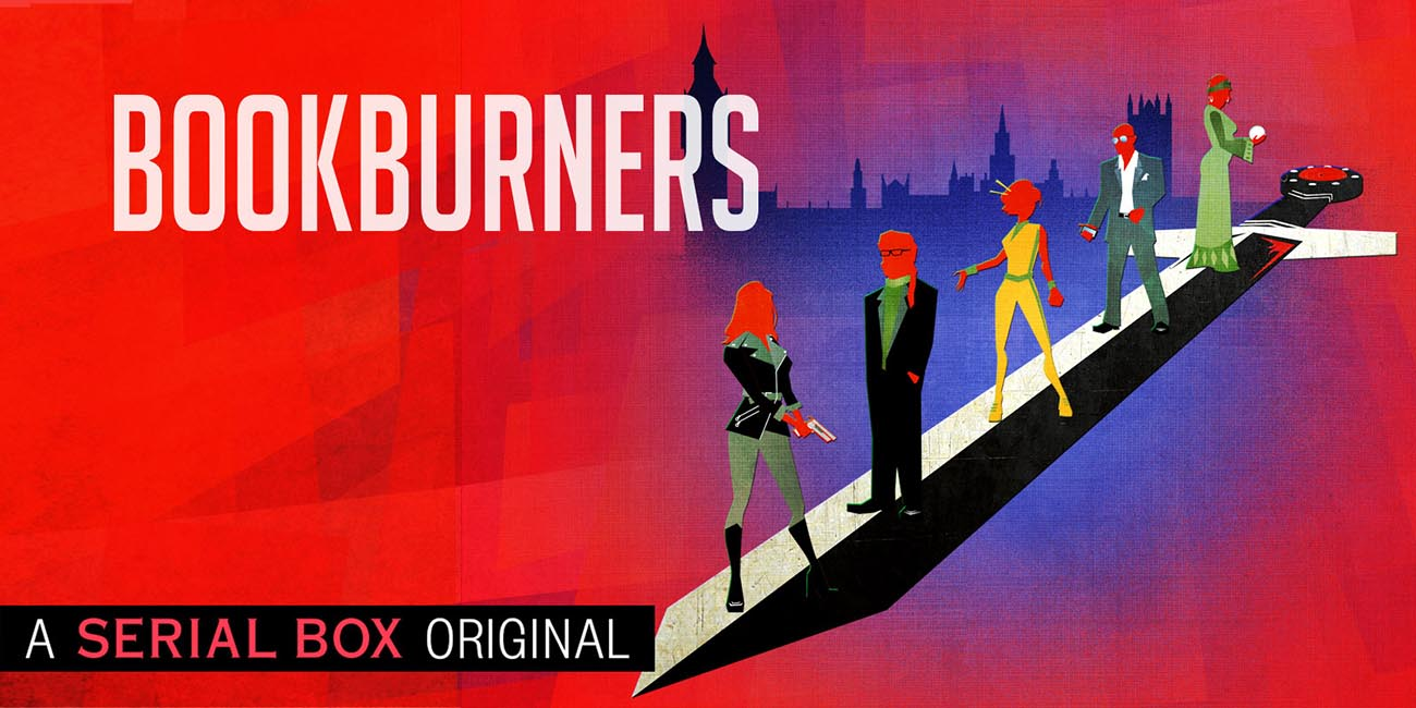 Bookburners Season 4