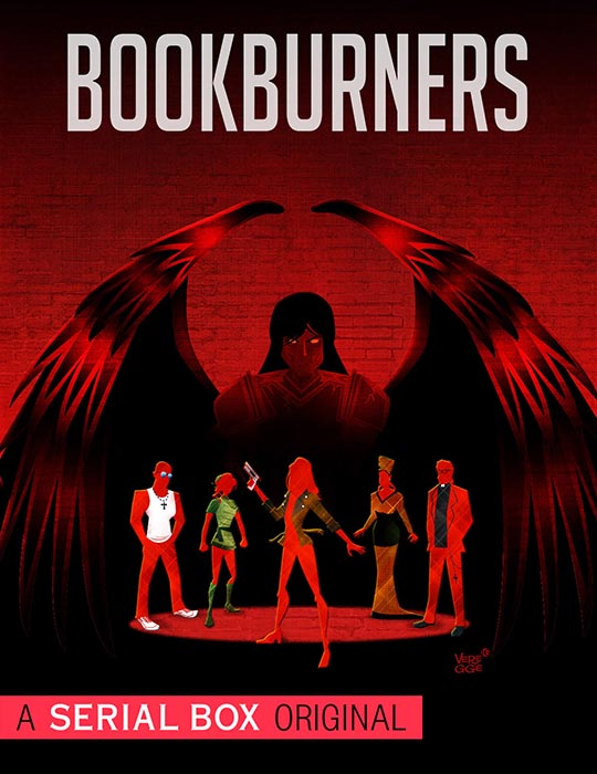 Bookburners Season 3