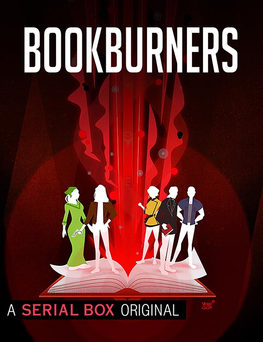 Bookburners Season 2