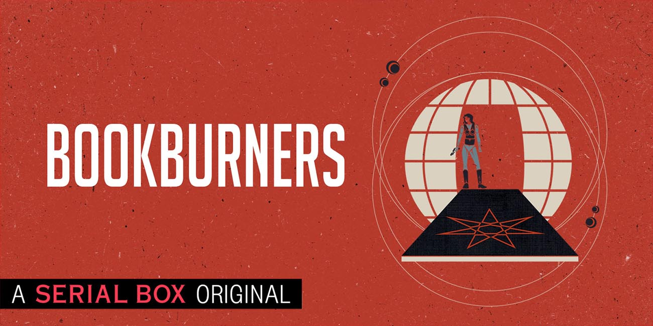 Bookburners Season 1