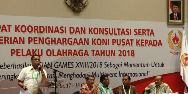 Papua Tetap Konsisten Hanya 45 Cabor di PON 2020