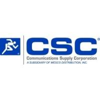 CSC - Communications Supply Corporation