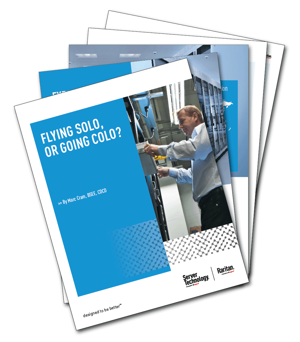 flying solo or going colo white paper download