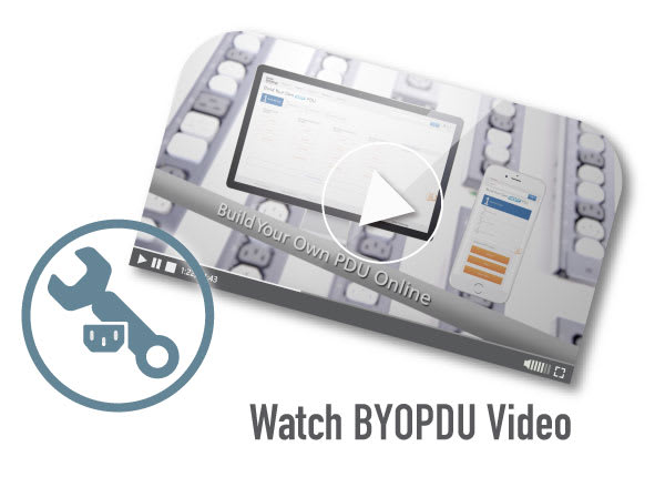 HDOT Cx Rack PDU BYOPDU video