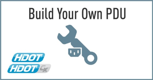 click to view build your own PDU configurator