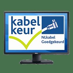 Delft tv kabelkeur