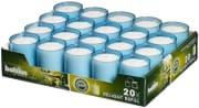 Relight Refill, Aqua / blå (4x20-pk )