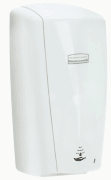 Dispenser automatisk skum, hvit/hvit