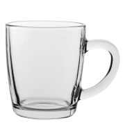 Barrel Toughened Mug 12oz (34cl)