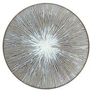 Allium Sea Plate (27cm)