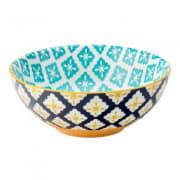 Cadiz Blue & Yellow Bowl (16cm)