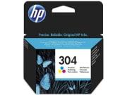 Blekk HP 304 N9K05AE TriColor (magenta,gul,cyan)