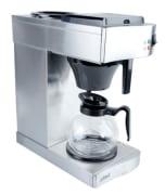 Kaffetrakter, manuell påfylling