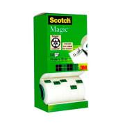 Kontortape Scotch 810 19mmx33m matt 14 rll