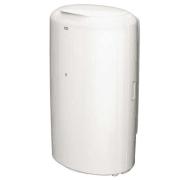 Avfallskurv Tork B1 plast 50l, Hvit