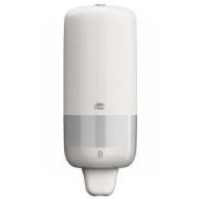 Boks Tork flytende såpe plast hvit S1