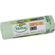 Avfallspose BioBag, 20 lit, Grønn