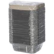 Aluminiumform 450 ml rekt. inkl. lokk