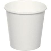 Drikkebeger papp 118 ml, Hvit (Ø 62x60 mm)