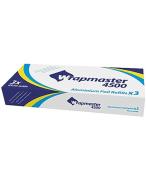 Aluminiumsfolie Wrapmaster 4500, 45cm x 200m (3rl)