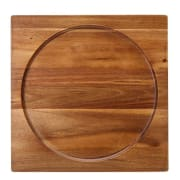 Acacia Presentation/Pizza Board (30cm)