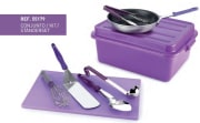 Allergen-free kit, Violet collection (LR*)