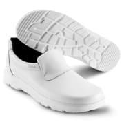 Sko Sika Optimax slipper, hvit, 37