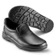 Sko Sika Optimax slipper, sort, 37