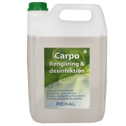 Rengjøring & desinfeksjon Carpo, 5L