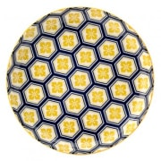 Cadiz Blue & Yellow Plate (20cm)