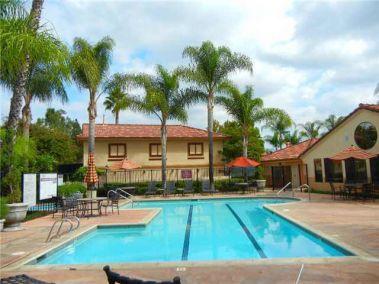 Villa montevina pool