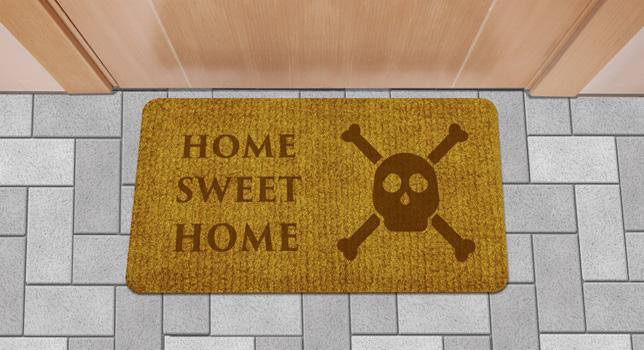 Doormat of Death