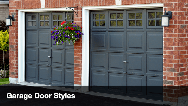 Serviz garage door buying guide materials styles for Garage door materials