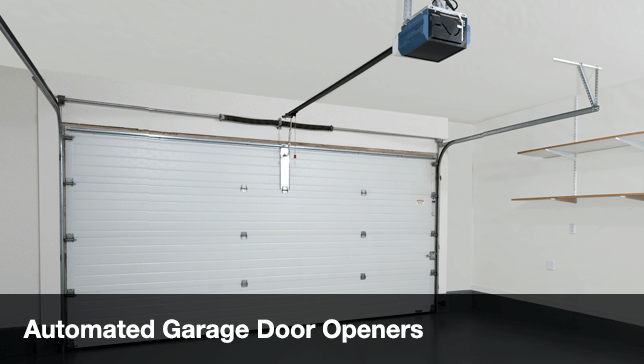 types of garage door openersGarage Door Buying Guide  Garage Door Opening Types
