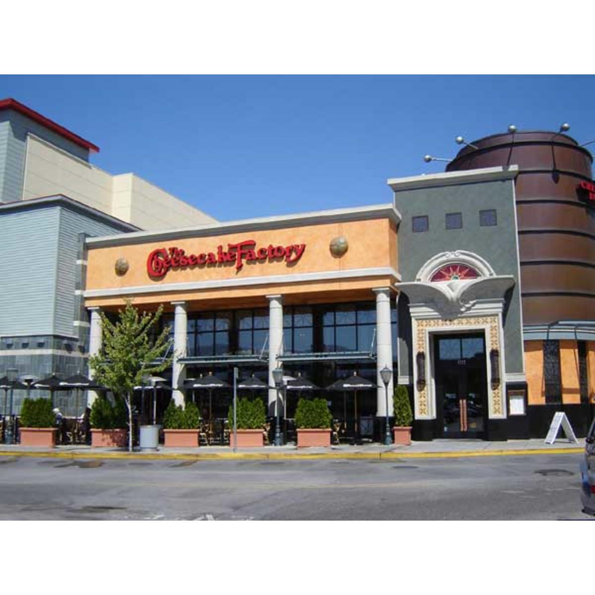 Mangowin Cheesecake Factory Oakridge Mall