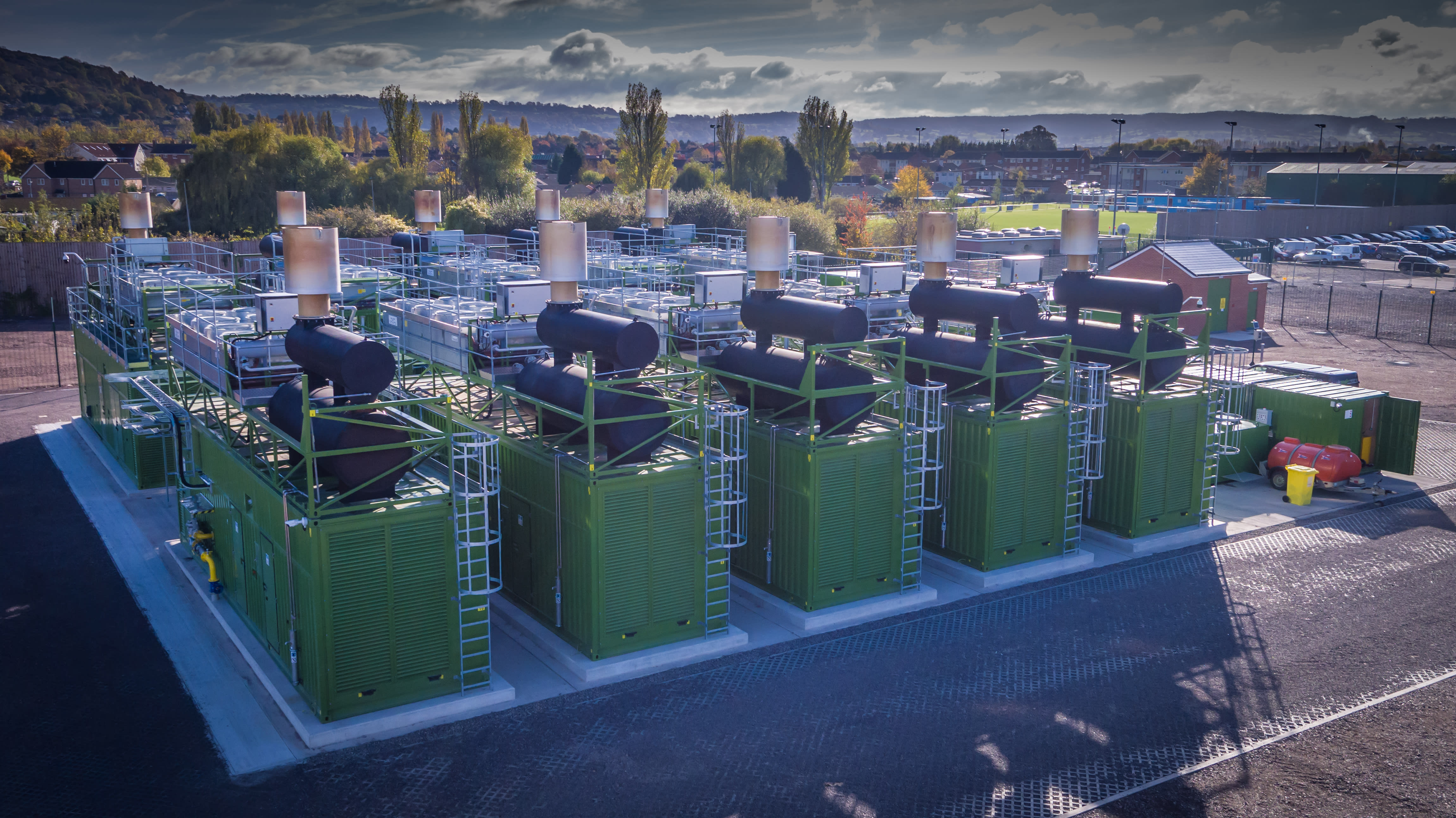 Swift Response by Sembcorp Helps Restore UK Power Supplies
