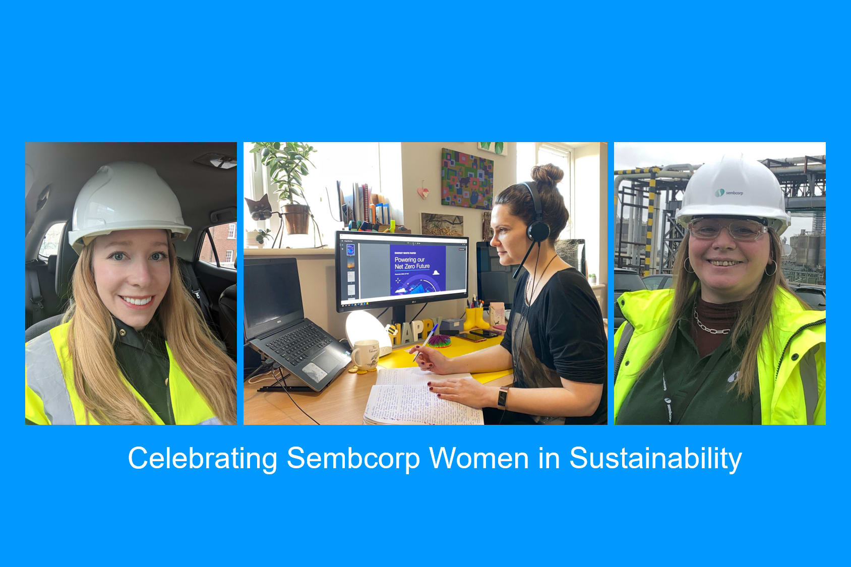 Celebrating Sembcorp women in sustainability