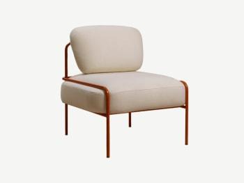 Contemporary armchair.