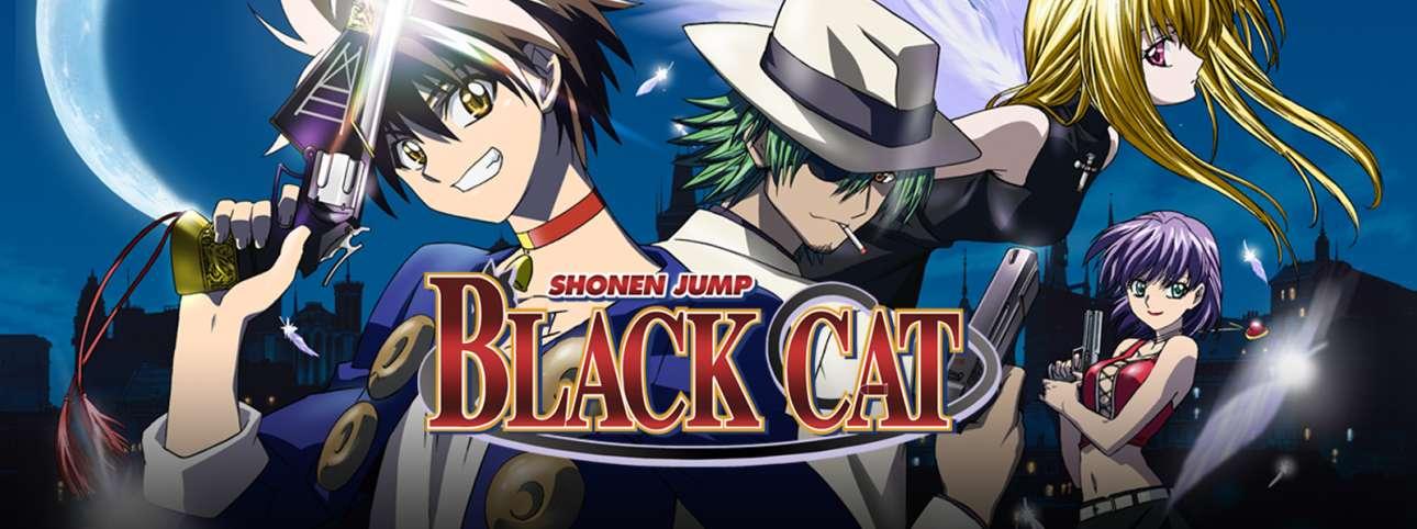 Stream Watch Black Cat Episodes Online Sub Dub