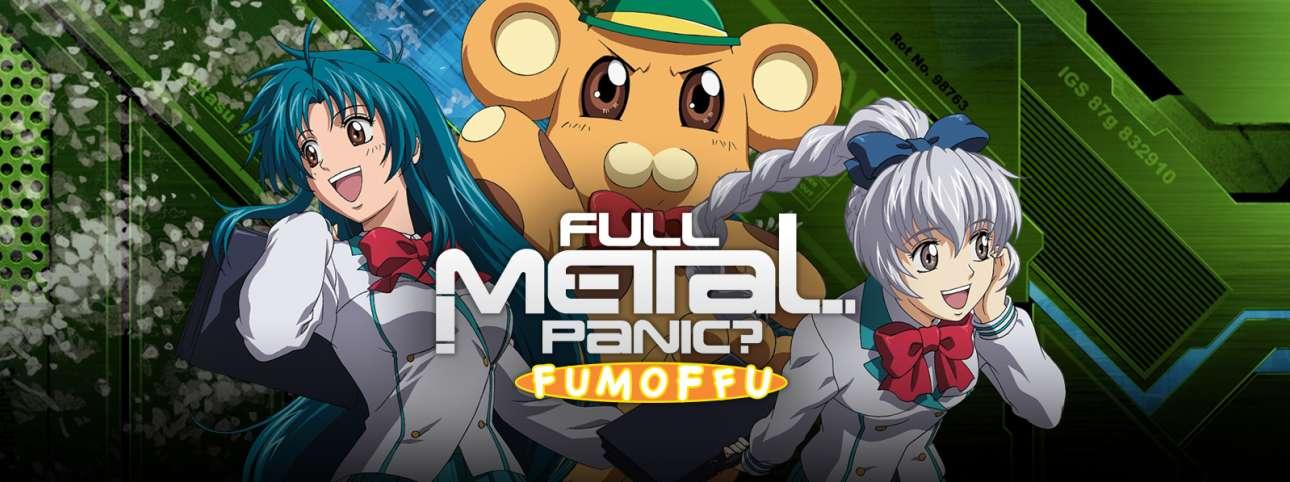 Full Metal Panic? Fumoffu