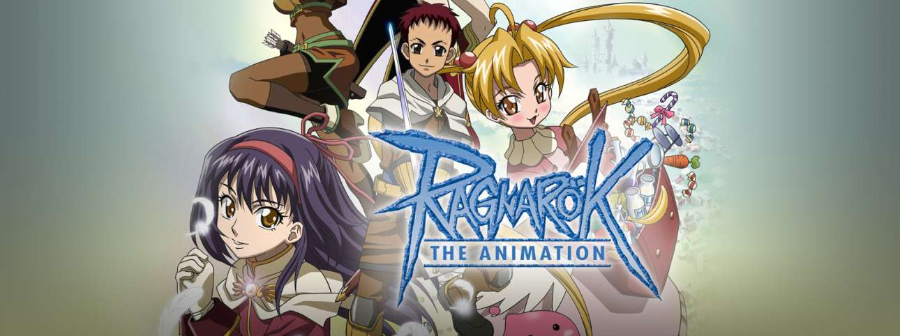 Ragnarok - The Animation