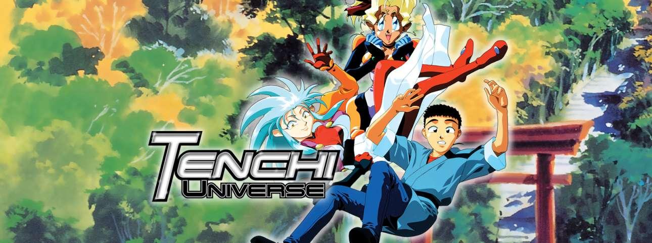 Tenchi Muyo! Tenchi Universe