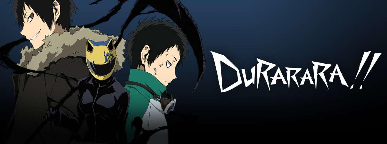 durarara episode 12.5 english dub