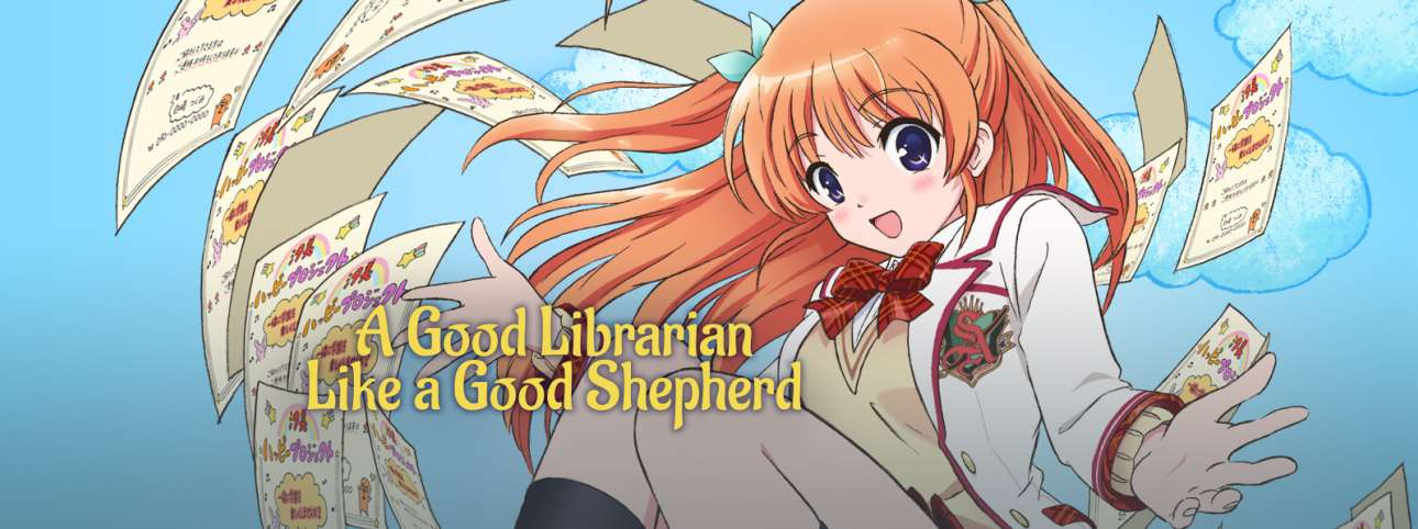 A good librarian like a good shepherd