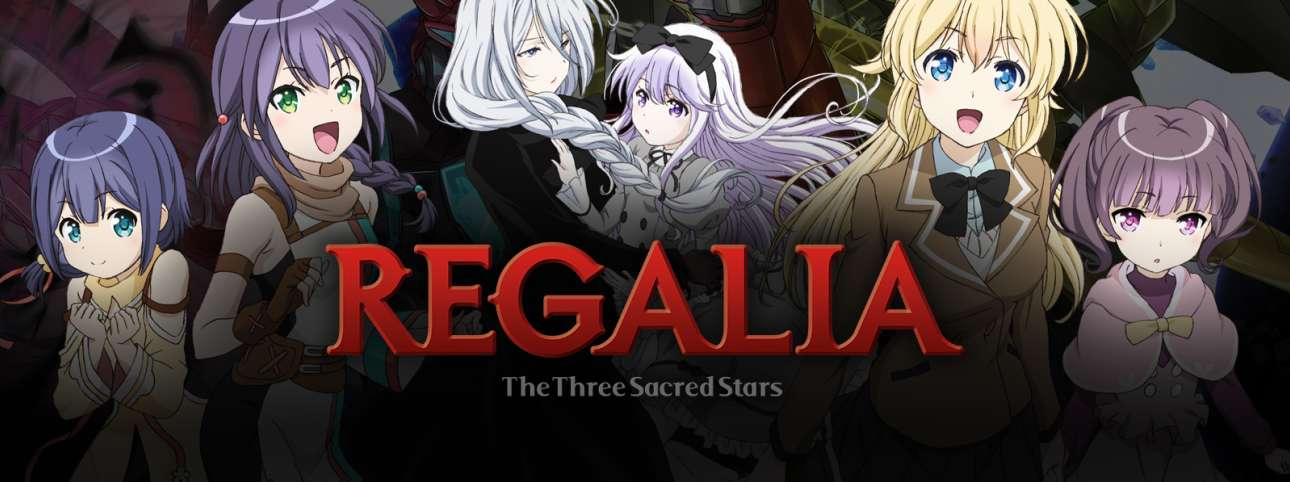 Regalia: The Three Sacred Stars